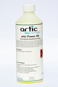 artic POWER HD
