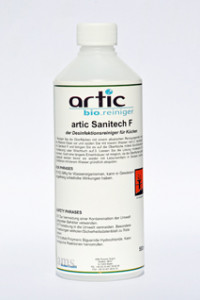 artic SANITECH F
