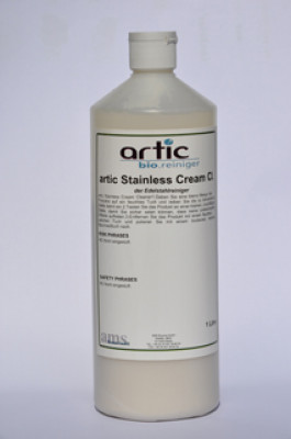 ARTIC STAINLESS CREAM CLEANER (REINIGER)